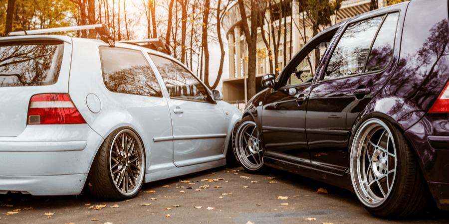 accidente de estacionamiento