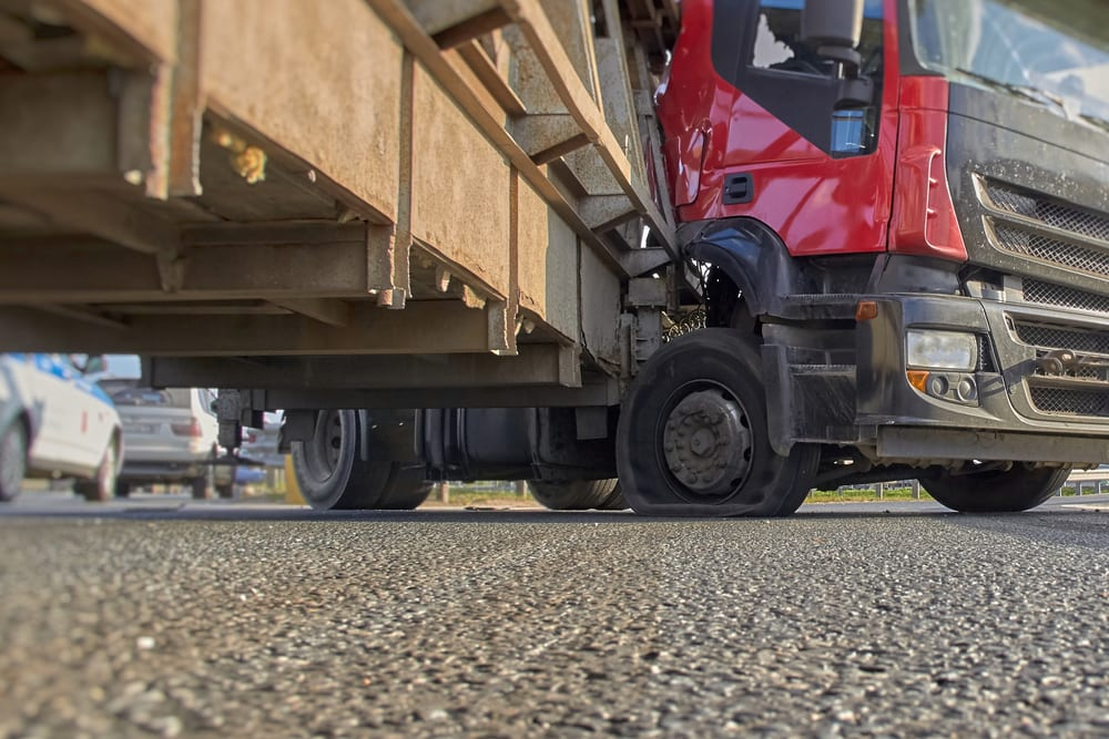 Abogado de Accidentes de Camion Houston